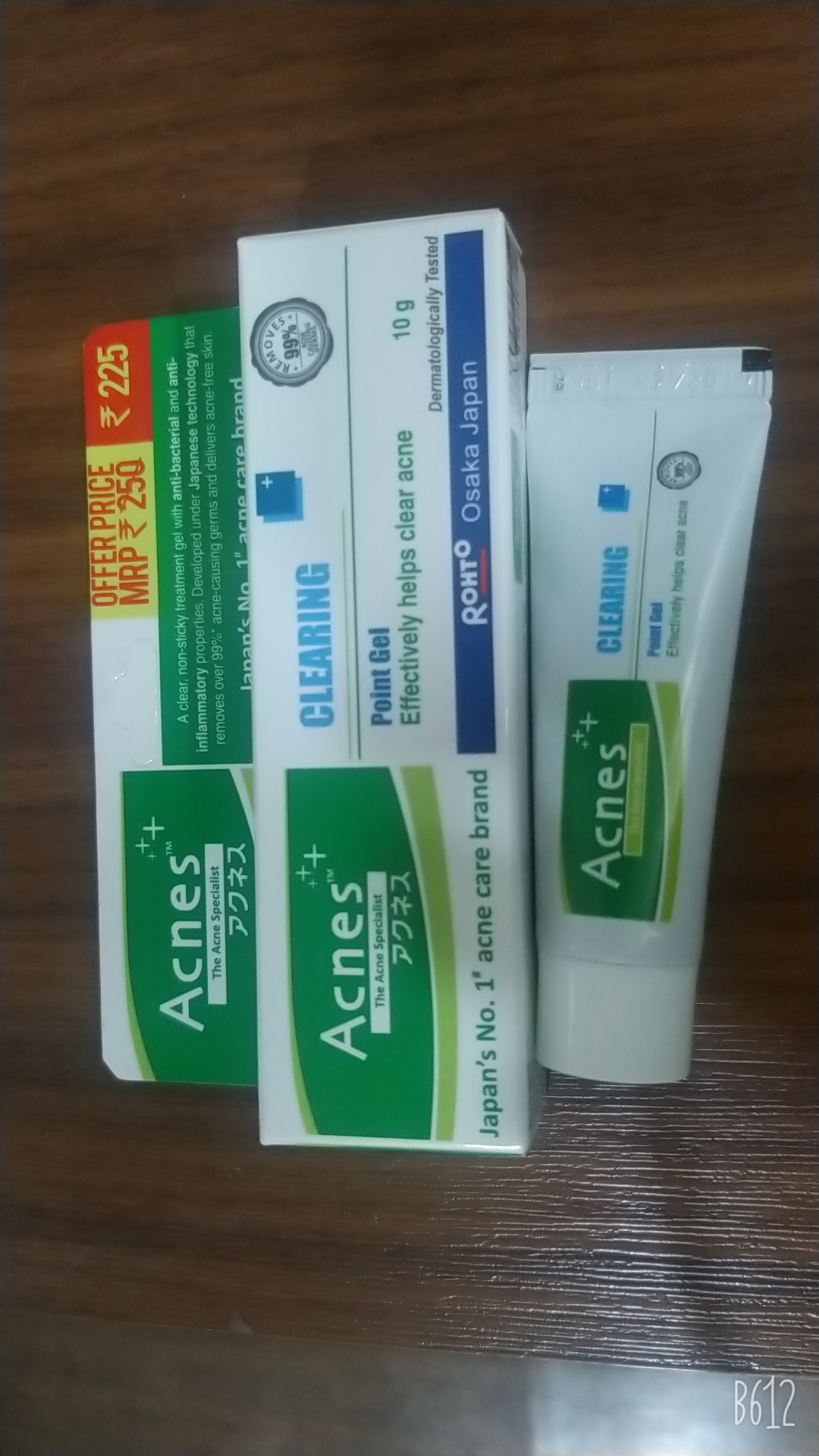 Acnes Clearing Point Anti-Pimple Gel-My Daily Essential-By trunwal-1
