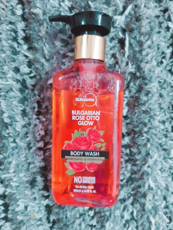 StBotanica Bulgarian Rose Otto Glow Body Wash-Awesome and makes u feel great.-By siddiqa_shaikh-2