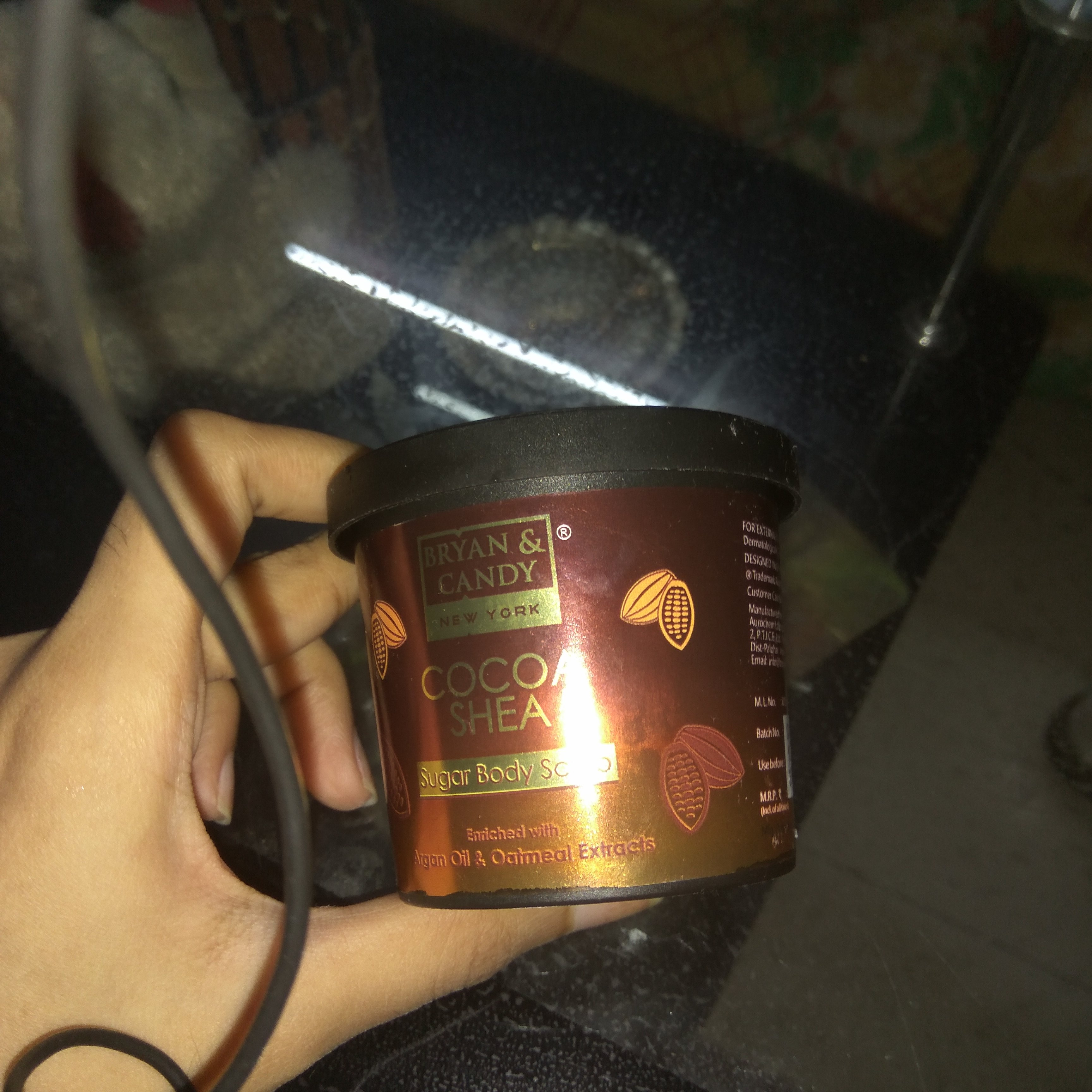 Bryan & Candy New York Cocoa Shea Sugar Body Scrub-Just love the cleansing property-By aanchal_saha