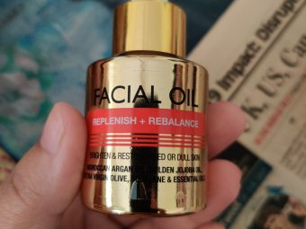 StBotanica Pure Radiance Facial Oil -Great for glowing skin-By lipi_joshipura