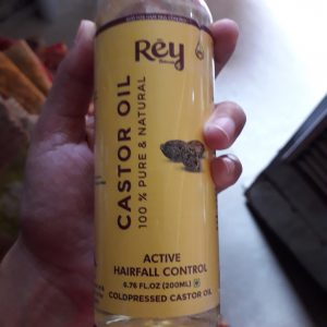 Rey Naturals Cold Pressed Castor Oil -Best-By sumangothwal
