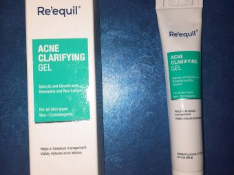 Re'equil Pitstop Gel For Acne Scars & Pits Removal -Its work-By munira_raoti
