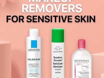 20 Best Makeup Removers For Sensitive Skin – 2021