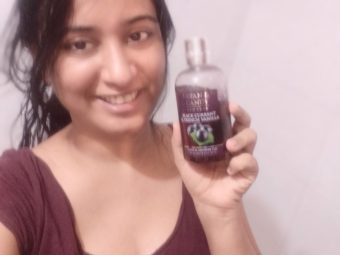 Bryan & Candy New York Black Currant and French Vanilla Shower Gel pic 2-Amazing bath experience-By luckyy