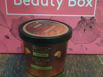 Bryan & Candy New York Cocoa Shea Sugar Body Scrub -in love with this product-By neha2026