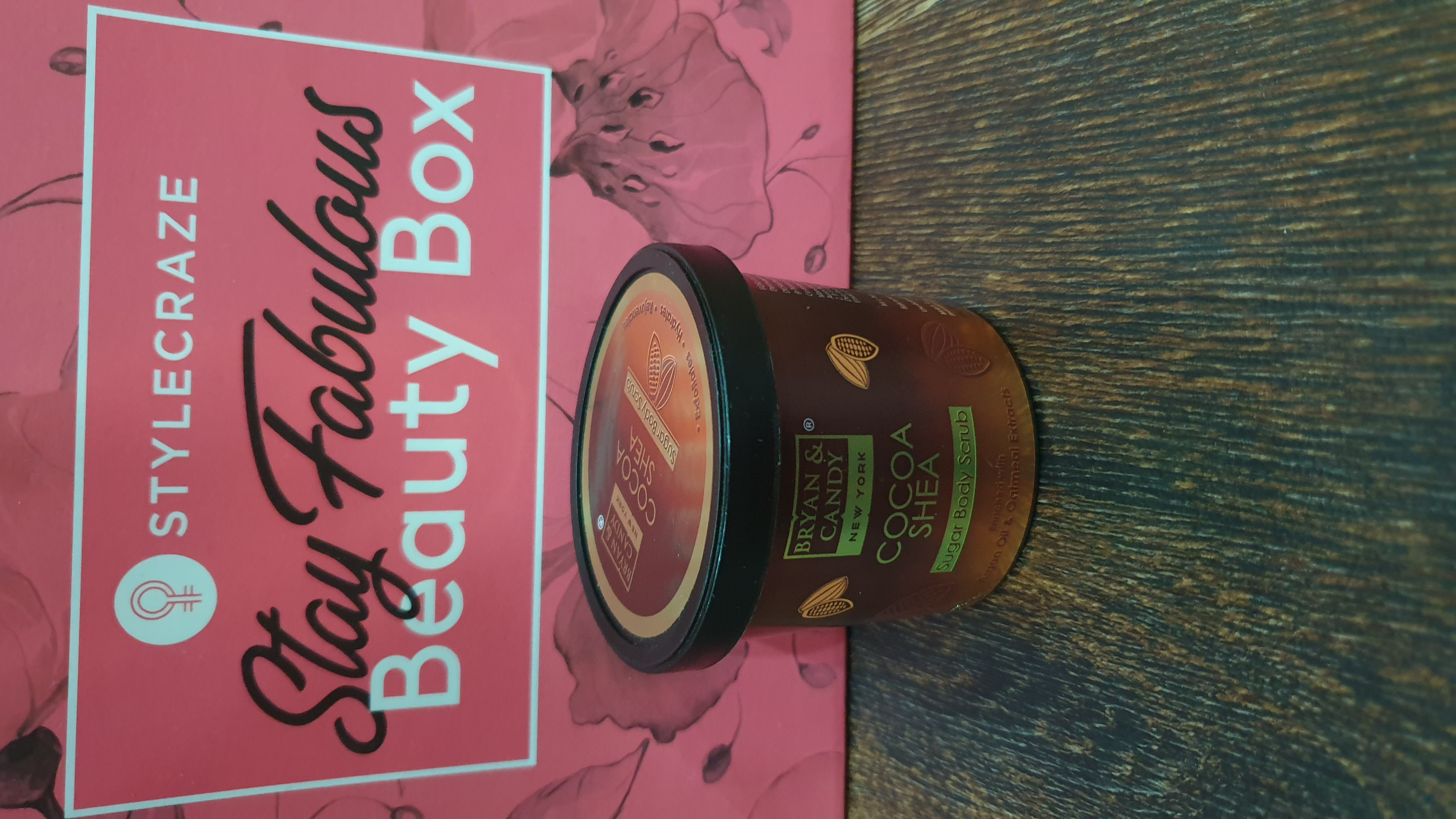 Bryan & Candy New York Cocoa Shea Sugar Body Scrub-in love with this product-By neha2026