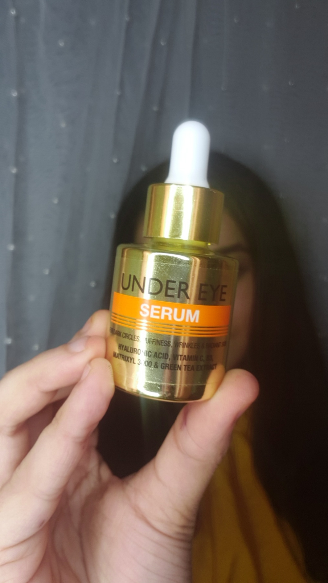 StBotanica Pure Radiance Under Eye Serum pic 1-Joy to the undereyes-By prarthanakapoor.official_