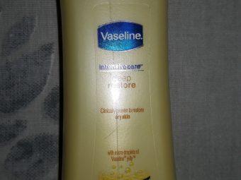 Vaseline Intensive Care Deep Restore Body Lotion -Repairs dry skin-By asmakhan
