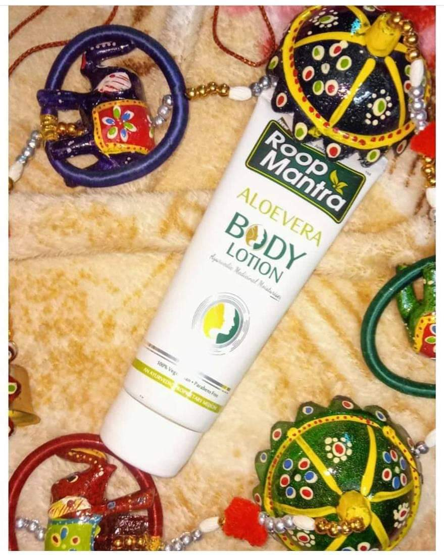 Roop Mantra Aloe vera body lotion-Good quality body lotion-By sonamprasad66-1