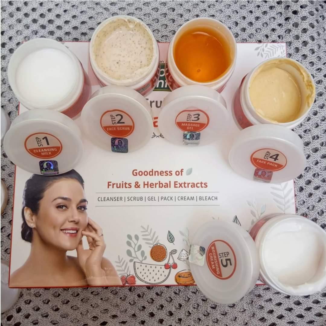 Roop Mantra Fruit Facial Kit pic 3-Perfect facial kit-By sonamprasad66