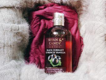 Bryan & Candy New York Black Currant and French Vanilla Shower Gel -Strong Fragrant Body Wash-By trishaj7