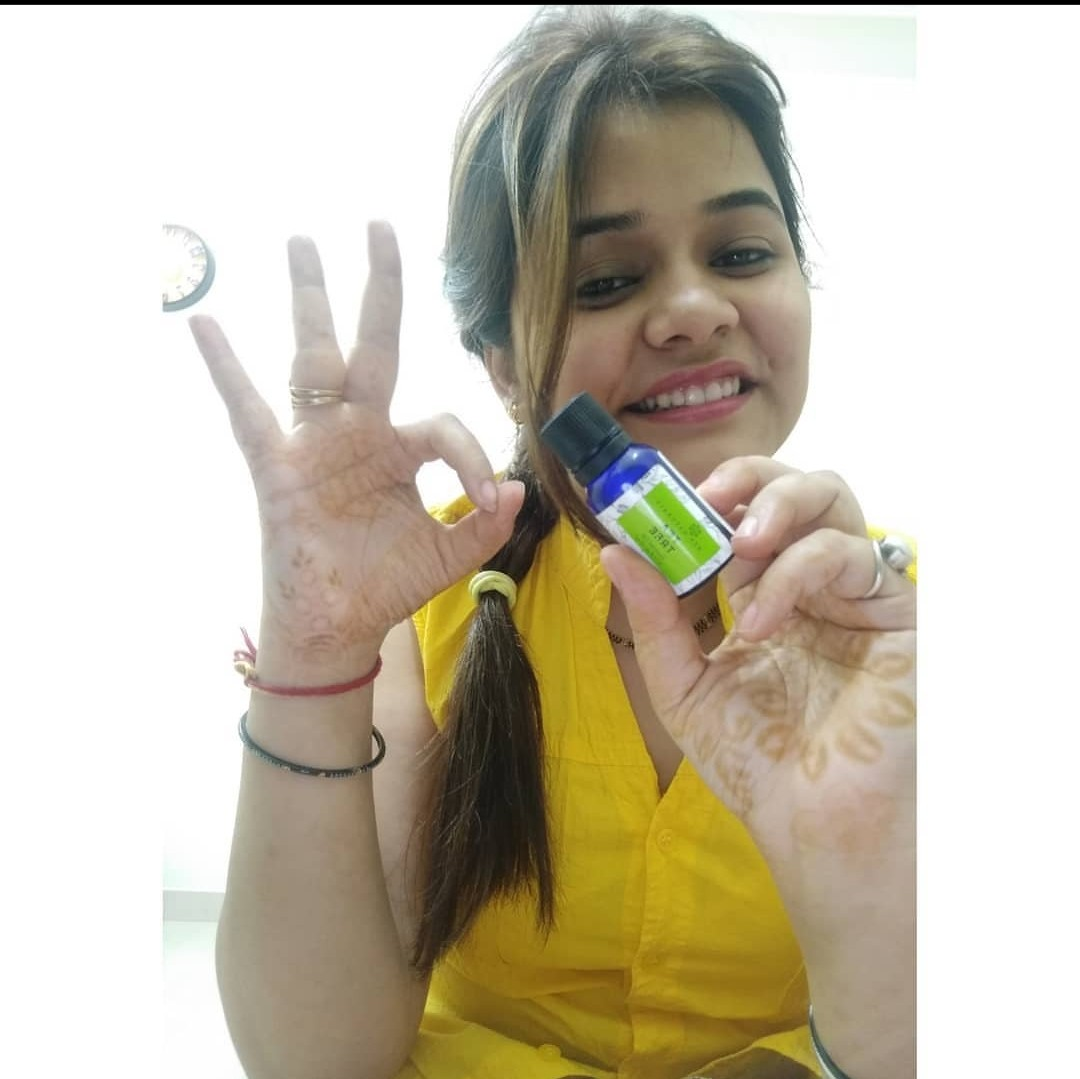 Rey Naturals Tea Tree Essential Oil-Best tea tree oil-By saumya.d.tiwari