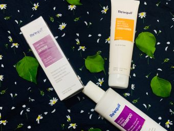 Re'equil Hair Fall Control Serum pic 3-Get that shine back on your hair.-By aaditimohapatra