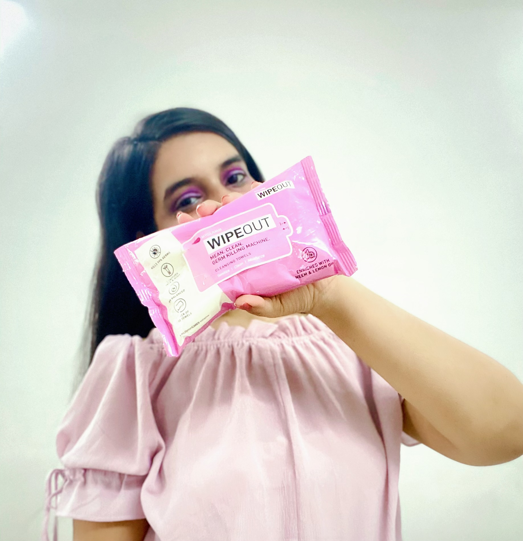 MyGlamm Wipeout Cleansing Towels-Really a great product-By meghnatilokani-2