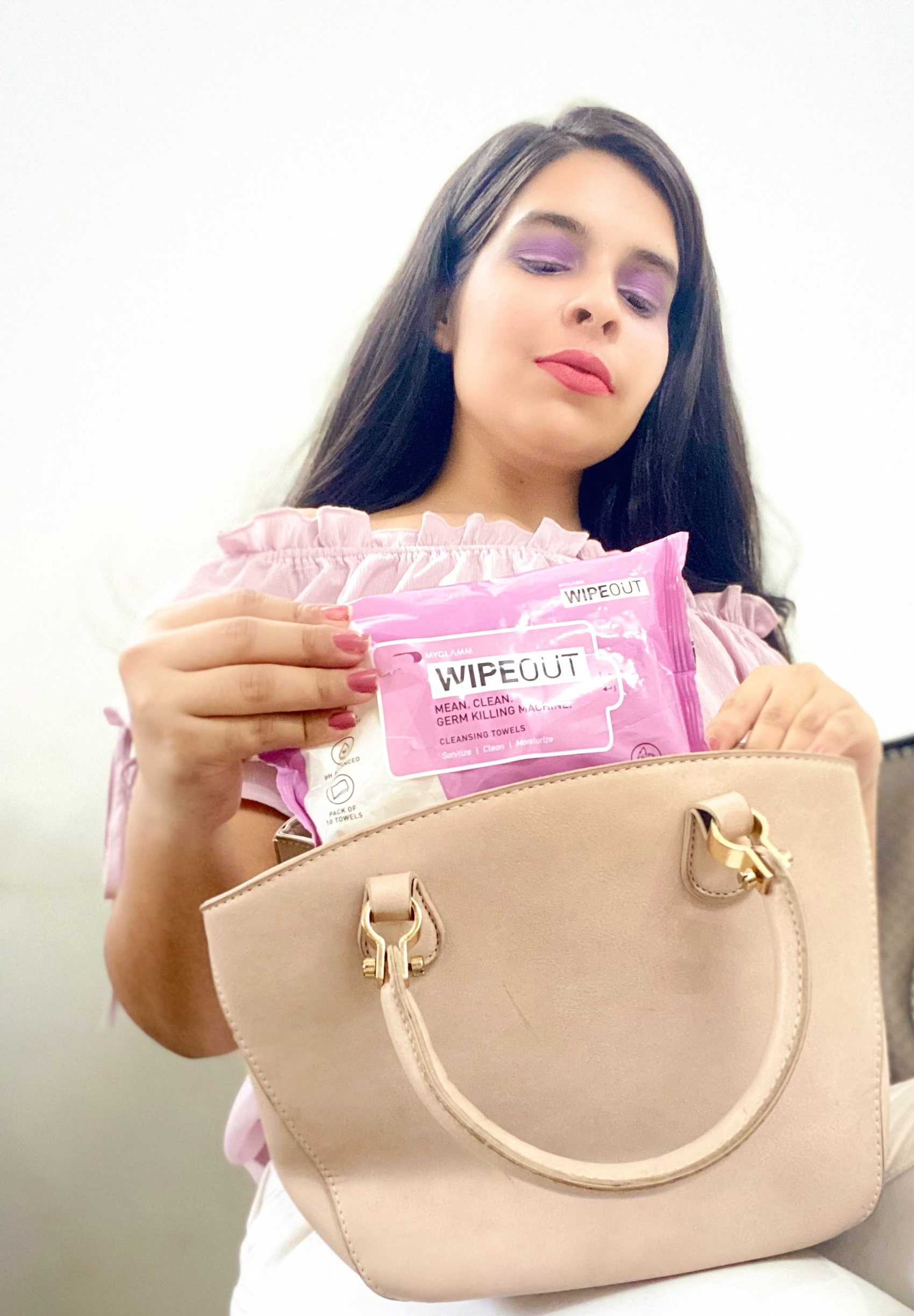 MyGlamm Wipeout Cleansing Towels-Really a great product-By meghnatilokani-3