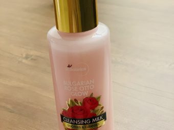 StBotanica Bulgarian Rose Otto Glow Cleansing Milk -Worth all your money!-By pranita_mohnot