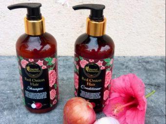 Oriental Botanics Red Onion Hair Conditioner -Best Hair Conditioner-By rajani_sr