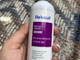 Re'equil Hair Fall Control Serum -Light weight serum-By lavi_yadav