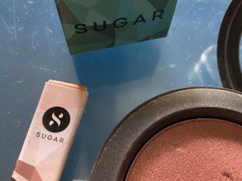 SUGAR Cosmetics Contour De Force Mini Bronzer -Highly Pigmented-By vandanagoenka