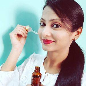 Vasu Age Revitalizing Kumkumadi Tailam -Eternal glow for your skin-By reshma_shaikh