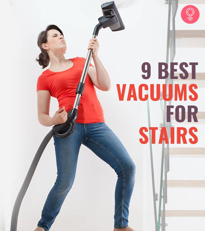 9 Best Vacuums For Stairs (2020) – With A Buying Guide
