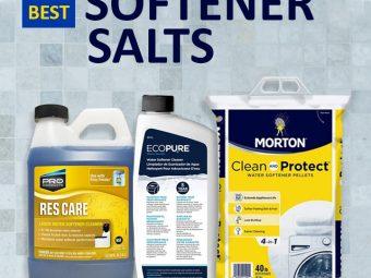 9 Best Water Softener Salts