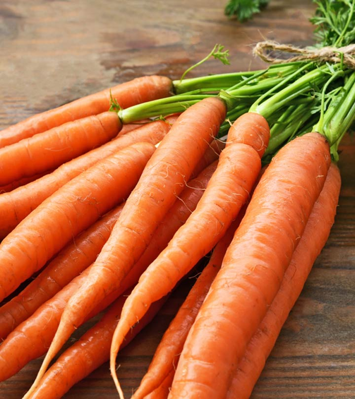 All About Carrots Gajar in Bengali