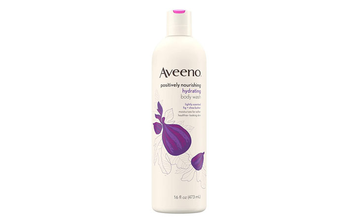 Avino Positively Nourishing Hydrating Body Wash for Dry Skin