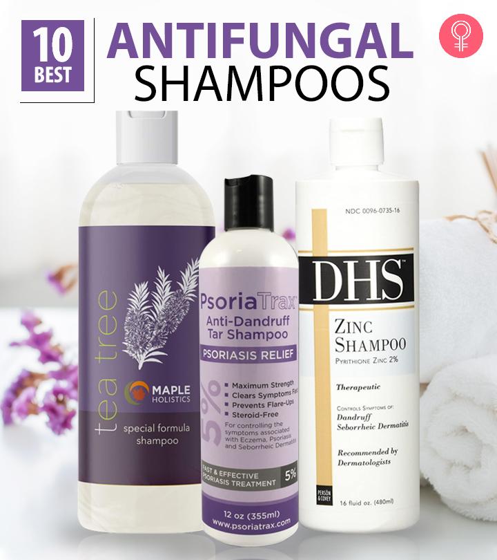 10 Best Antifungal Shampoos – 2020