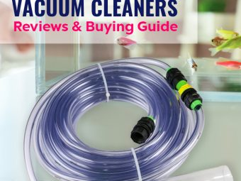 Best Aquarium Vacuum Cleaners