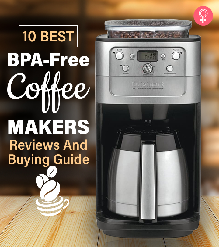 10 Best BPA-Free Coffee Makers (2020) – Reviews And Buying Guide