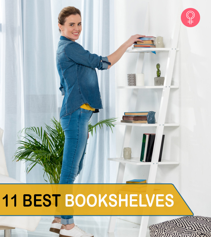 11 Best Bookshelves – Reviews And Buying Guide