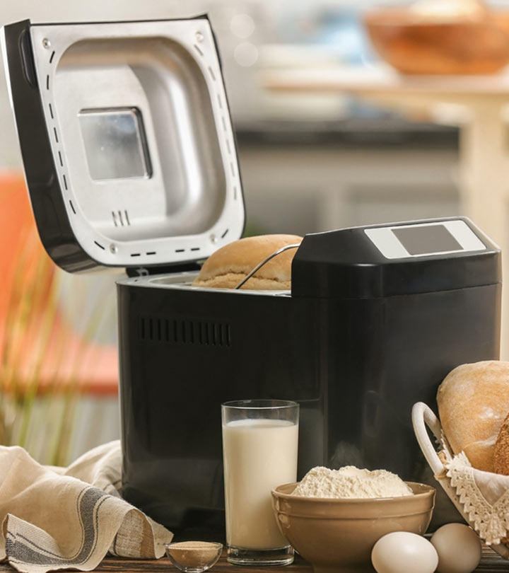 10 Best Bread Machines For Home Bakers Of 2020 – Buying Guide