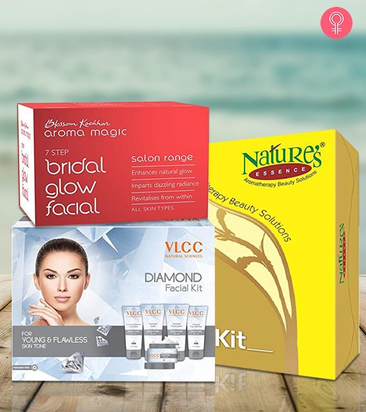 चमकती त्वचा पाने के लिए 15 बेस्ट फेशिअल किट – Best Facial Kit For Glowing Skin in Hindi