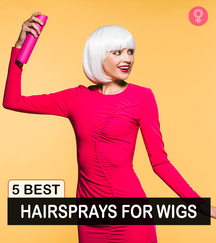 5 Best Hairsprays For Wigs