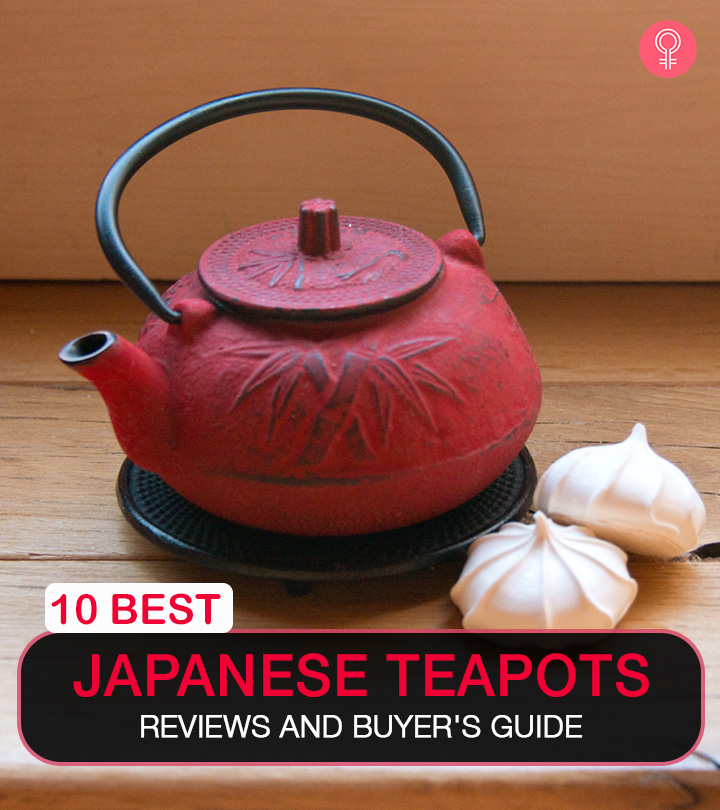 10 Best Japanese Teapots Of 2020 – Reviews And Buyer's Guide