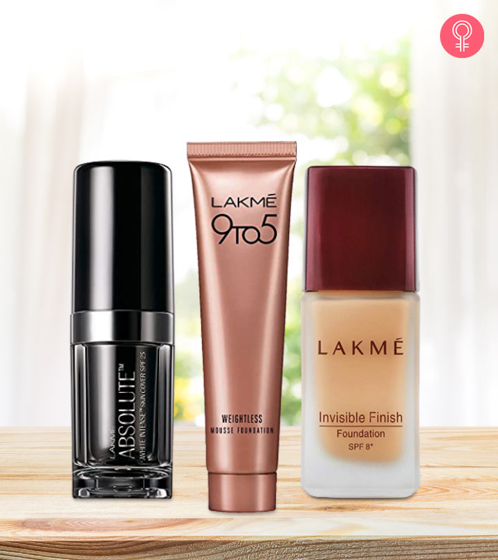 Best Lakme Foundation in Hindi