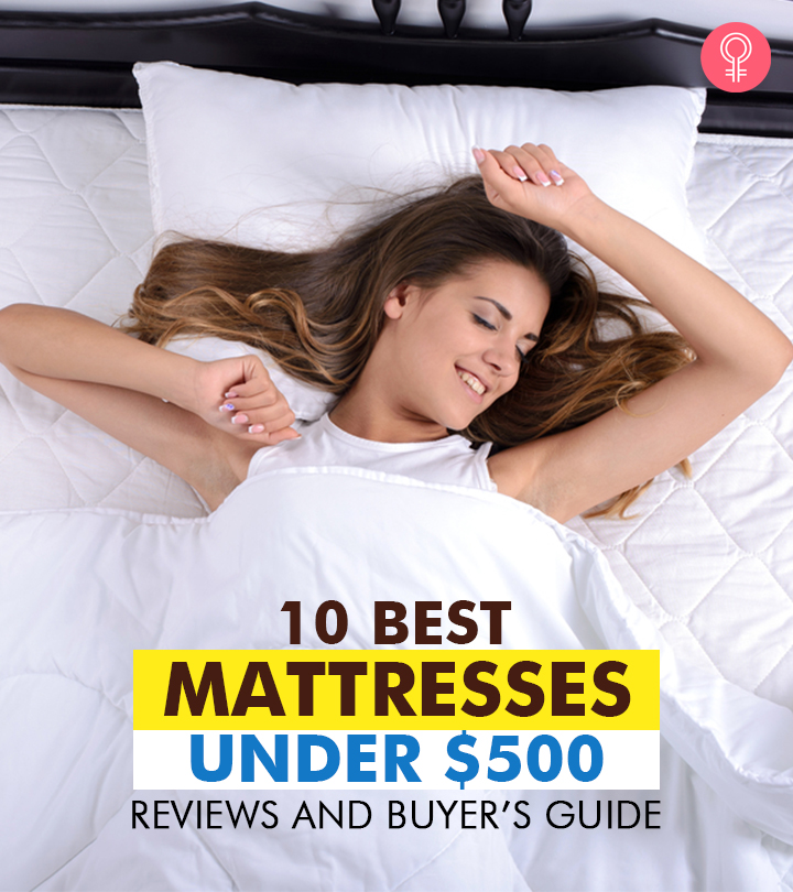 10 Best Mattresses Under $500 (2020) – Reviews And Buyer's Guide