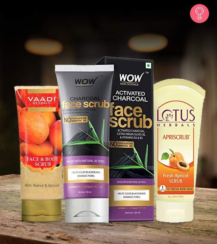 Best Scrub For Dry skin in Hindi