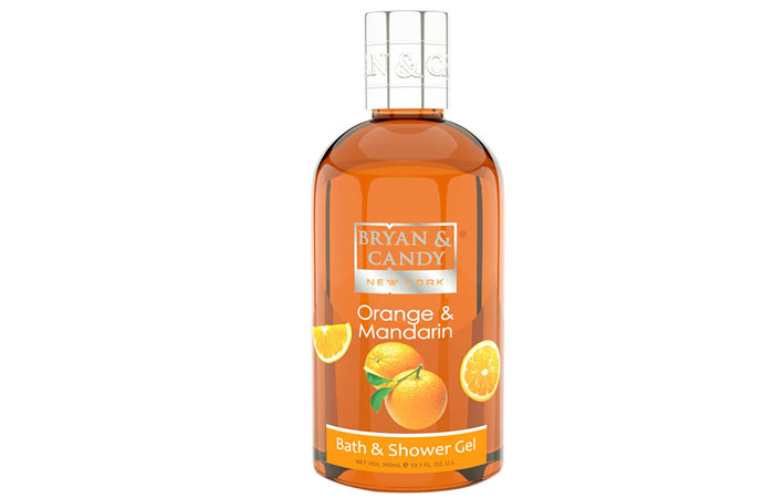 Brian Candy New York Orange & Mandarin Shower Gel