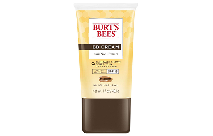 Burt seed bb cream