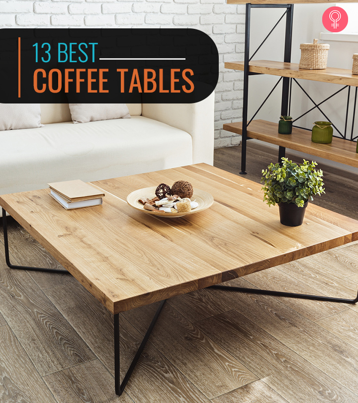 10 Best Coffee Tables – Reviews + Buying Guide