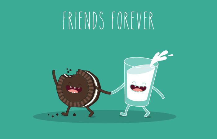 Friends Forever Status