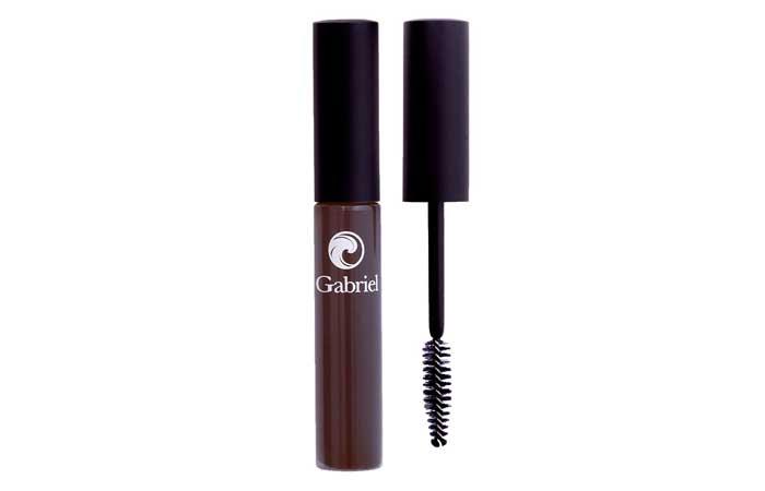 Gabriel Cosmetics Mascara - Black Brown