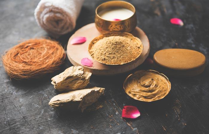 Health Benefits of Multani Mitti