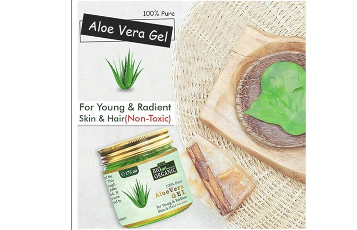 Helps Induce Hair Growth