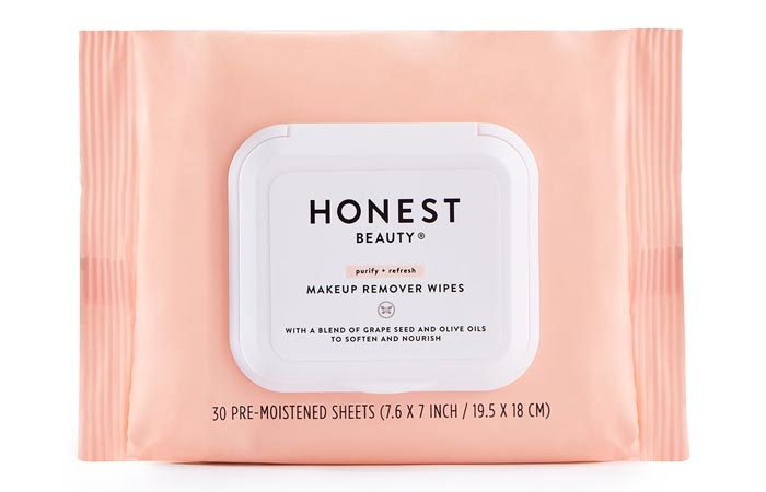 Honest Beauty Makeup Remover Wipes