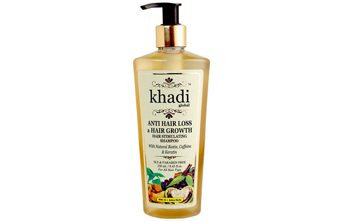 Indus Valley Bio Organic Natural Growout Shampoo