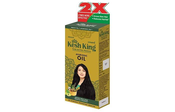 Kesh King Ayurvedic Anti Hairfall Hair Oil
