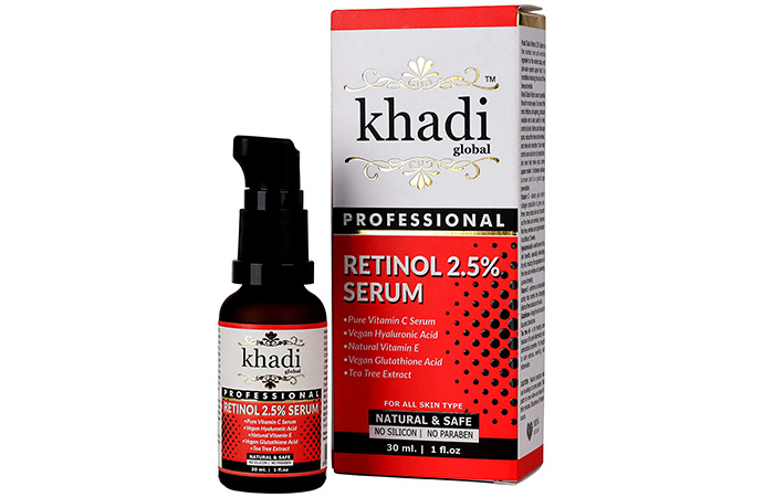 Khadi Global Retinol Serum